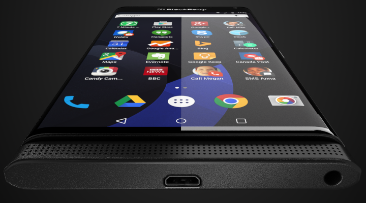 BlackBerry working on Android Based Smartphone?
