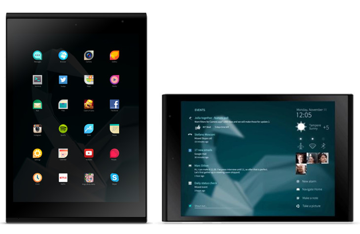 Jolla splits software and hardware into two separate companies