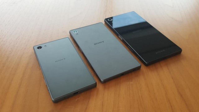 Sony's Xperia Z5, Z5 Compact and Z5 Premium pictures leaks before the official launch. Ops!