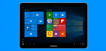 Secret Samsung 12-inch Windows 10 tablet