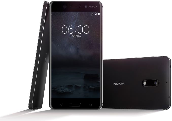 Nokia Is Back With an Android Powered Smartphone.